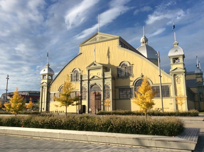 Glebe Aberdeen Pavilion