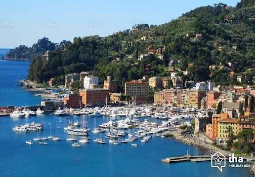one of the most beautiful bay in the world, near locations: Portofino, Camogli, Paraggi, San Fruttuoso.