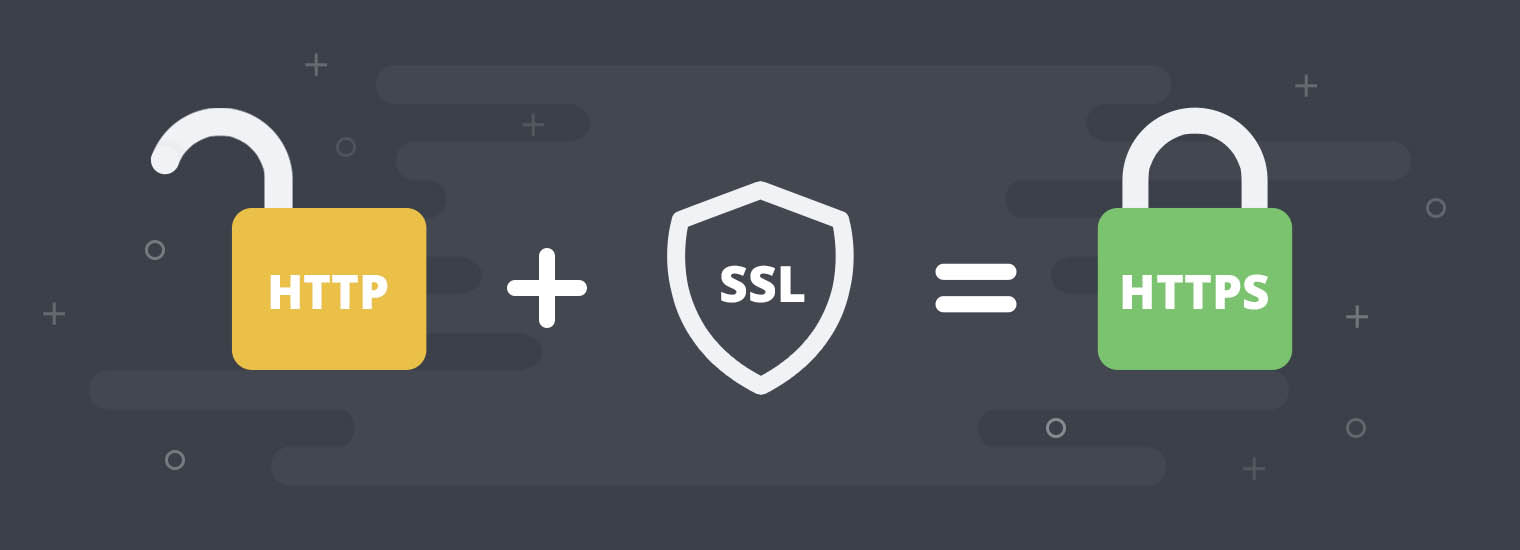 website security SSL as UX element