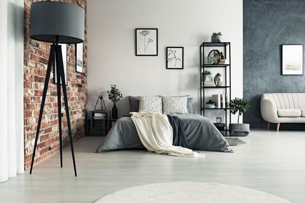 kamar apartemen