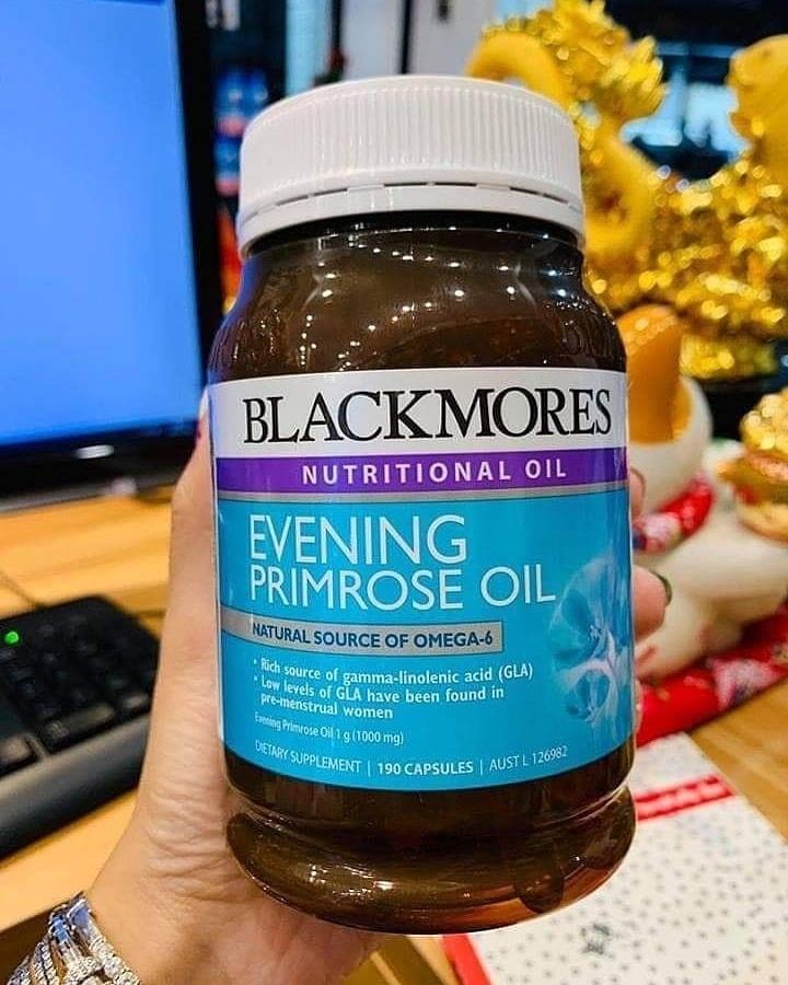Tinh dầu hoa anh thảo Blackmores