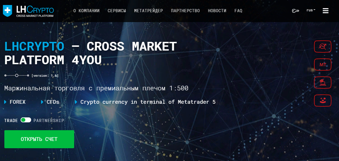 Pogled kriptotrgovine