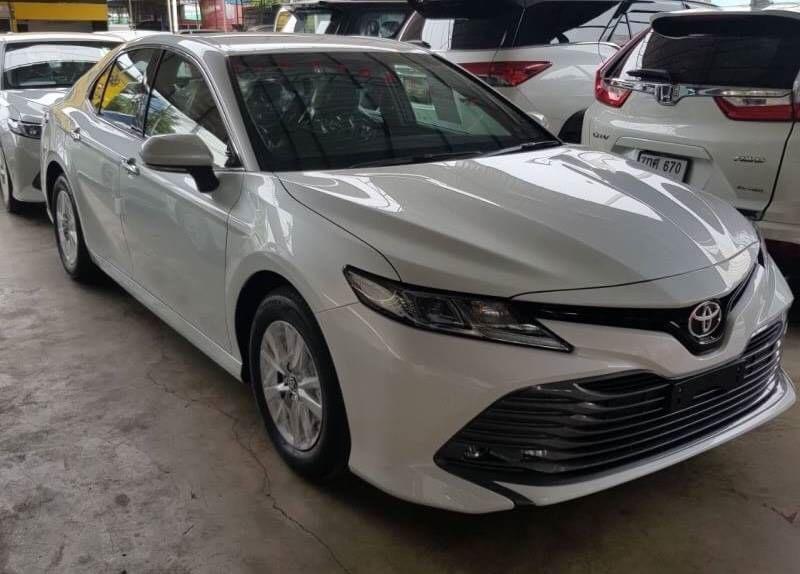 Toyota Camry 2019 แบบมือสองก็มีให้เลือกแล้ว อัปเตทล่าสุดสิงหาคม 2562