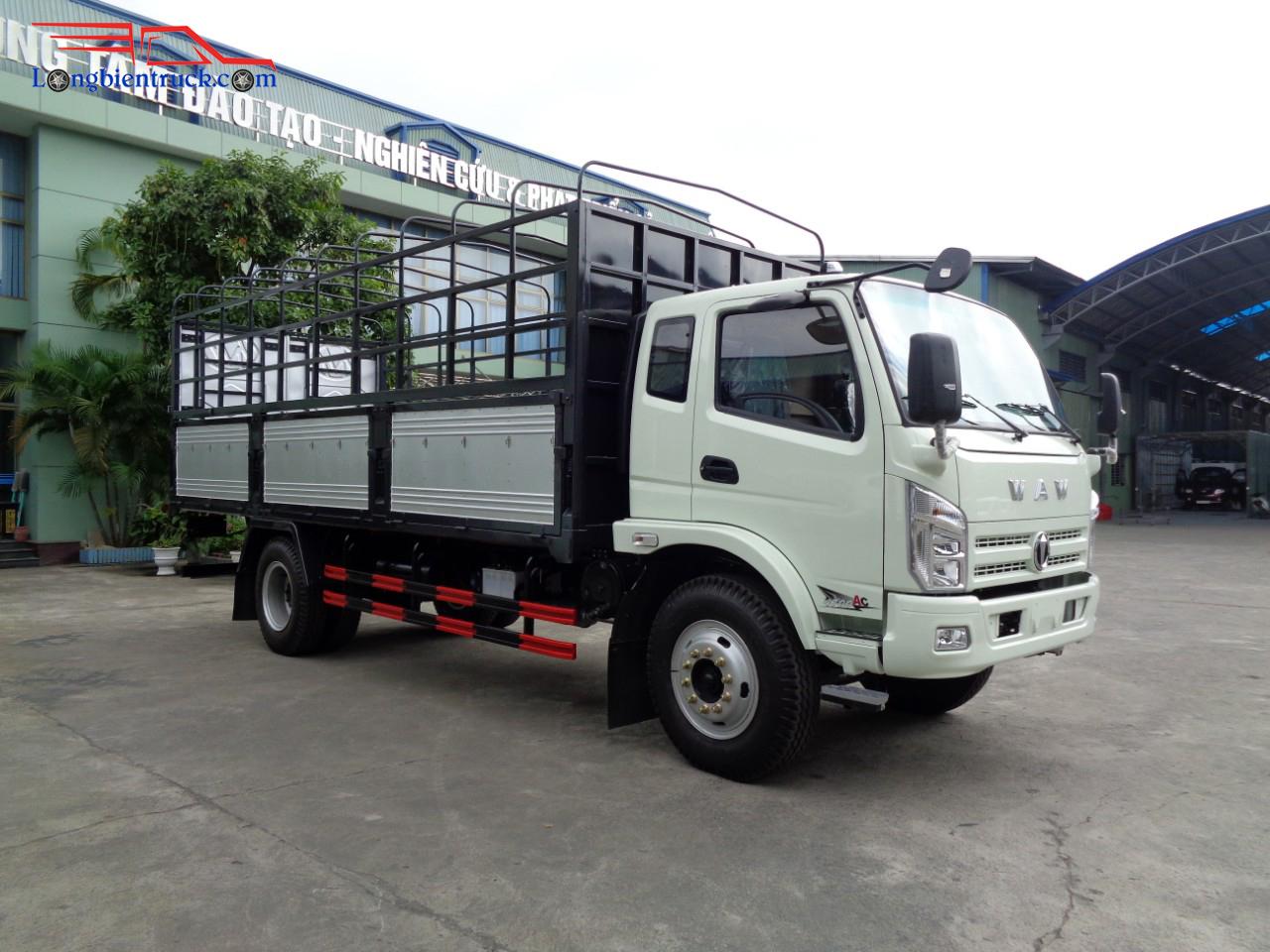 Xe tải 8 tấn mui bạt