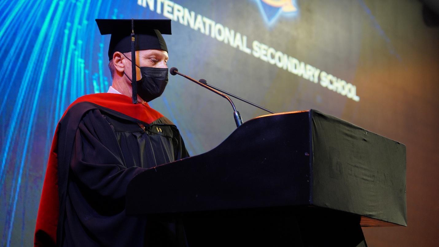 Ras Al Khaimah Ruler Addresses Class of 2021 at RAK Academy Graduation Ceremony