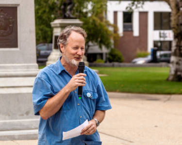 Doug Bogen of Seacoast Anti-Pollution League, the originator of the NH Offshore Wind Campaign shares updates from across the east coast for building wind and his hope for our movement.