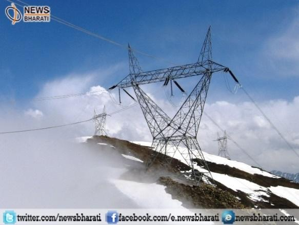 Image result for Round the year power supply to Ladakh