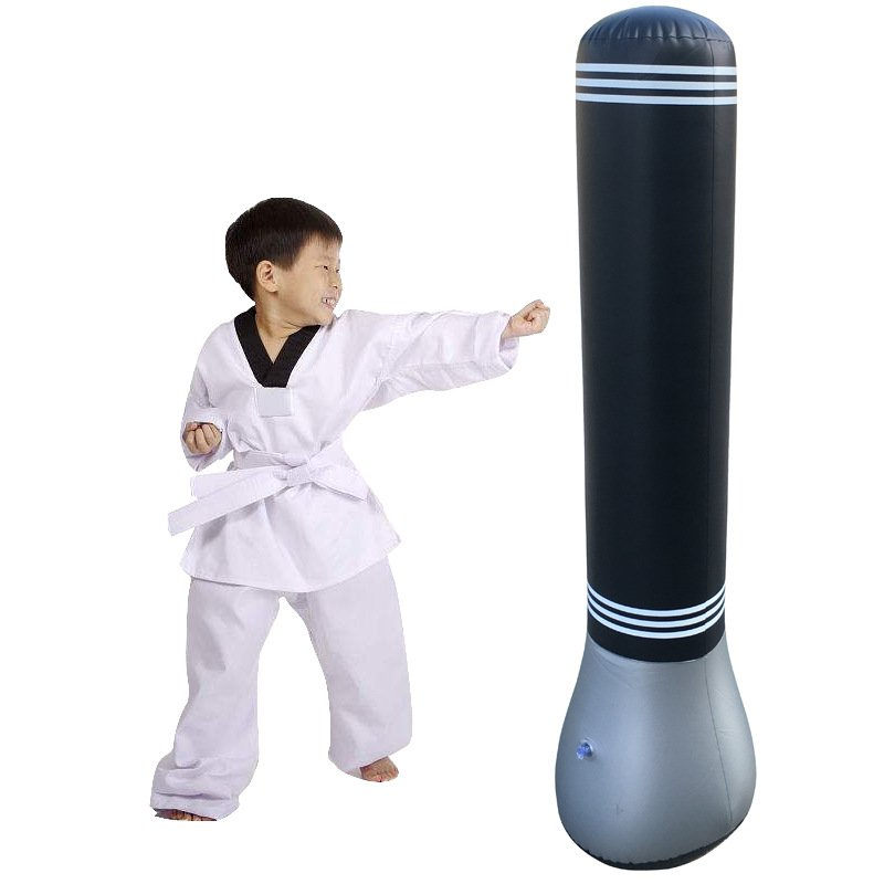 Inflatable Boxing Bag for Kids