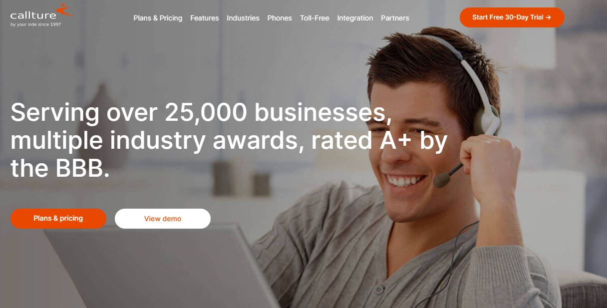 Callture is a Virtual Business Phone Solutions