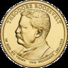 Theodore Roosevelt dollar
