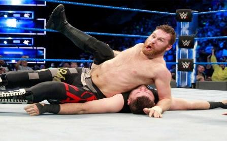 WWE SmackDown Live results: Zayn pins Owens; Mahal rakes up ...
