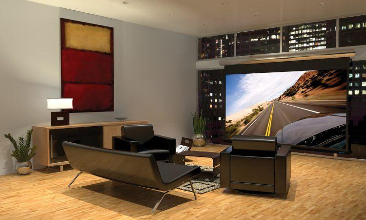 20 Of The Most Tech Savvy Media Room Ideas | Living room home ...
