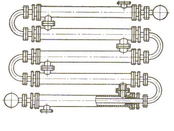 Элементные секционные теплообменники реферат Кожухотрубный конденсатор Alfa Laval CPS 285 Сарапул