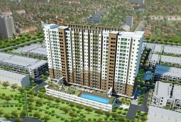 Hot! Căn hộ CTL Tower Tham Lương, Quận 12, giá 21 tr/m2, DT 55 ...