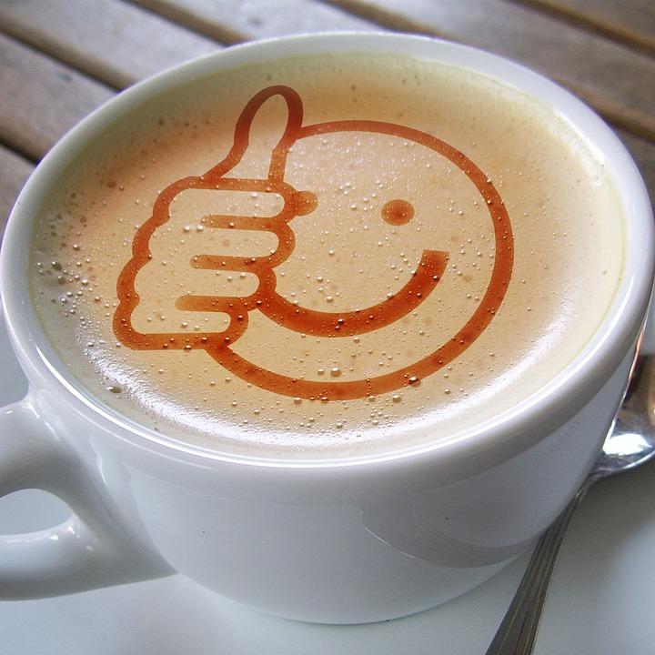 Un bon point pour le café