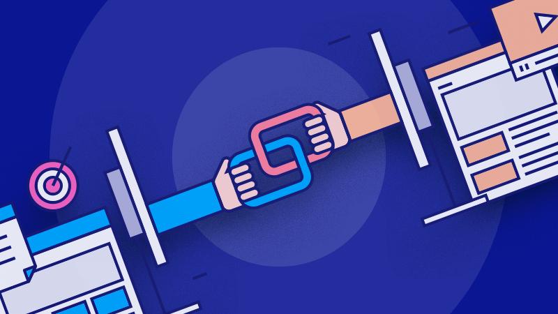 Từngwebsite, từng dự án cầnhình thứcdựnglink liên kếtkhác nhau