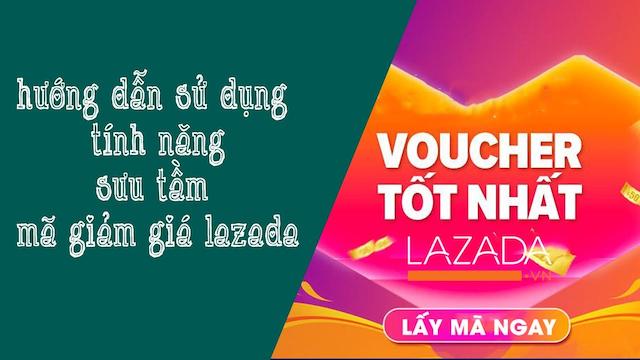 Mã Voucher Lazada giúp bạn tiết kiệm chi phí mua sắm tại Lazada hiệu quả
