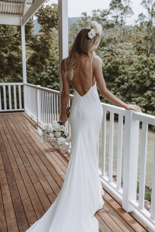 summer slip wedding dress from grace loves lace