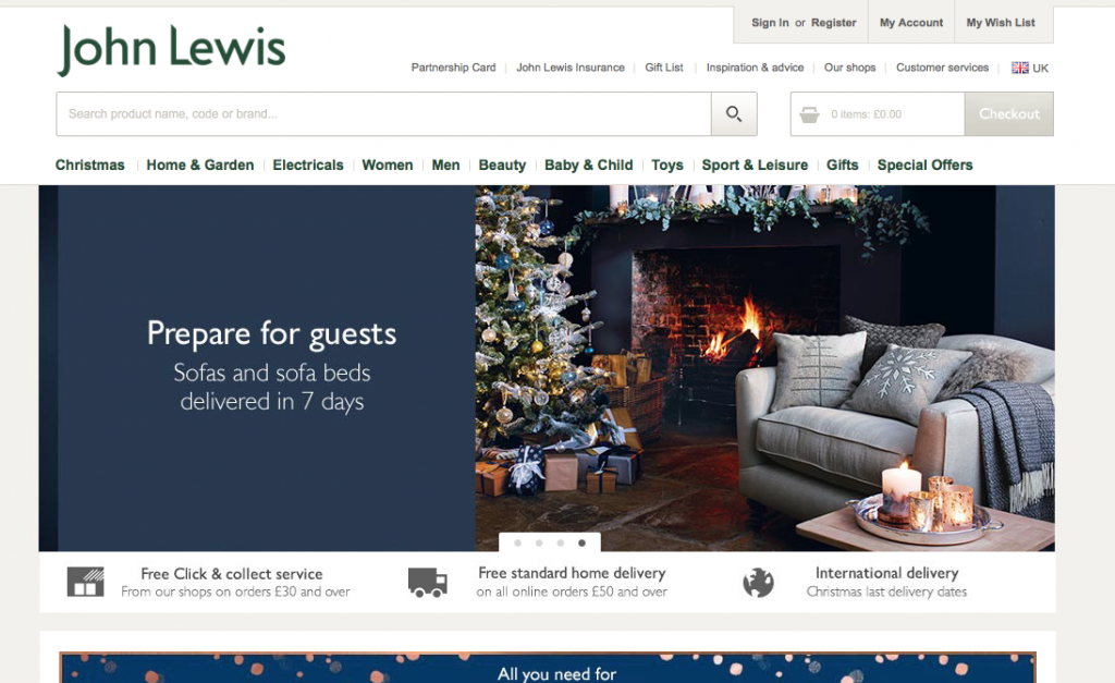 Why should we decorate online stores on holiday?