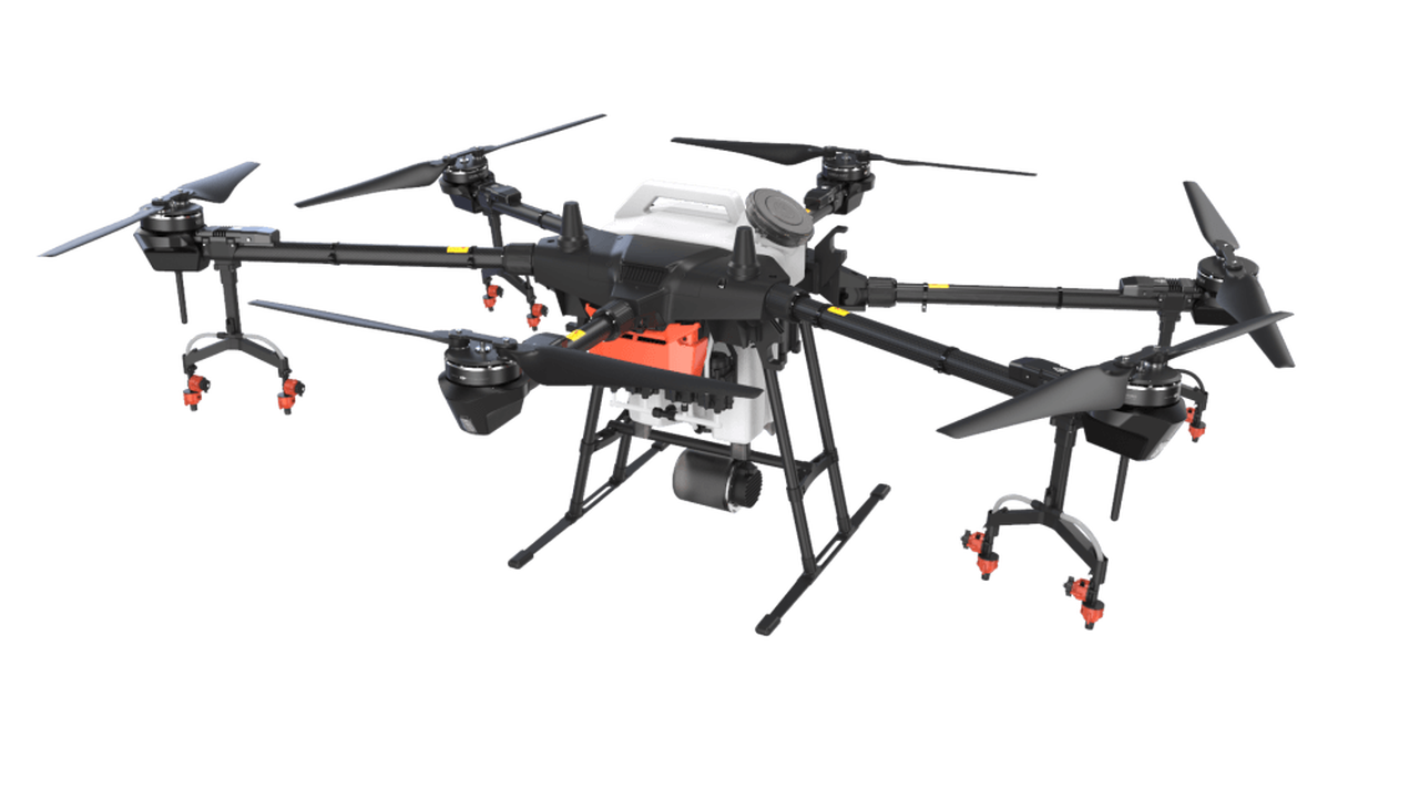 Agras T16 Agriculture Drone - MARCH