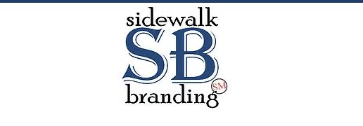 Sidewalk Branding