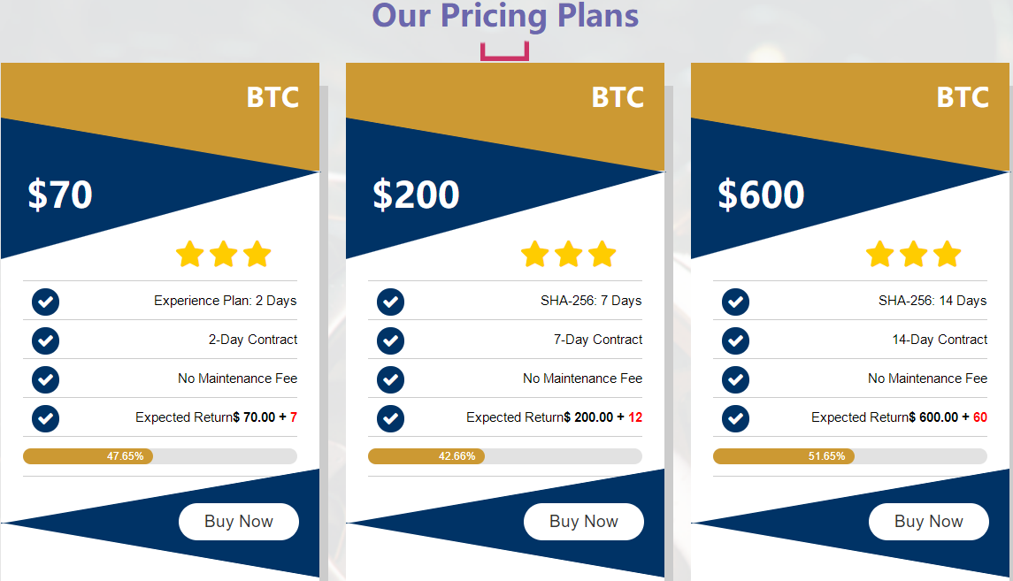 Nhash Cloud Mining services, Sign up and get free $30 coupon with Nhash Cloud Mining services