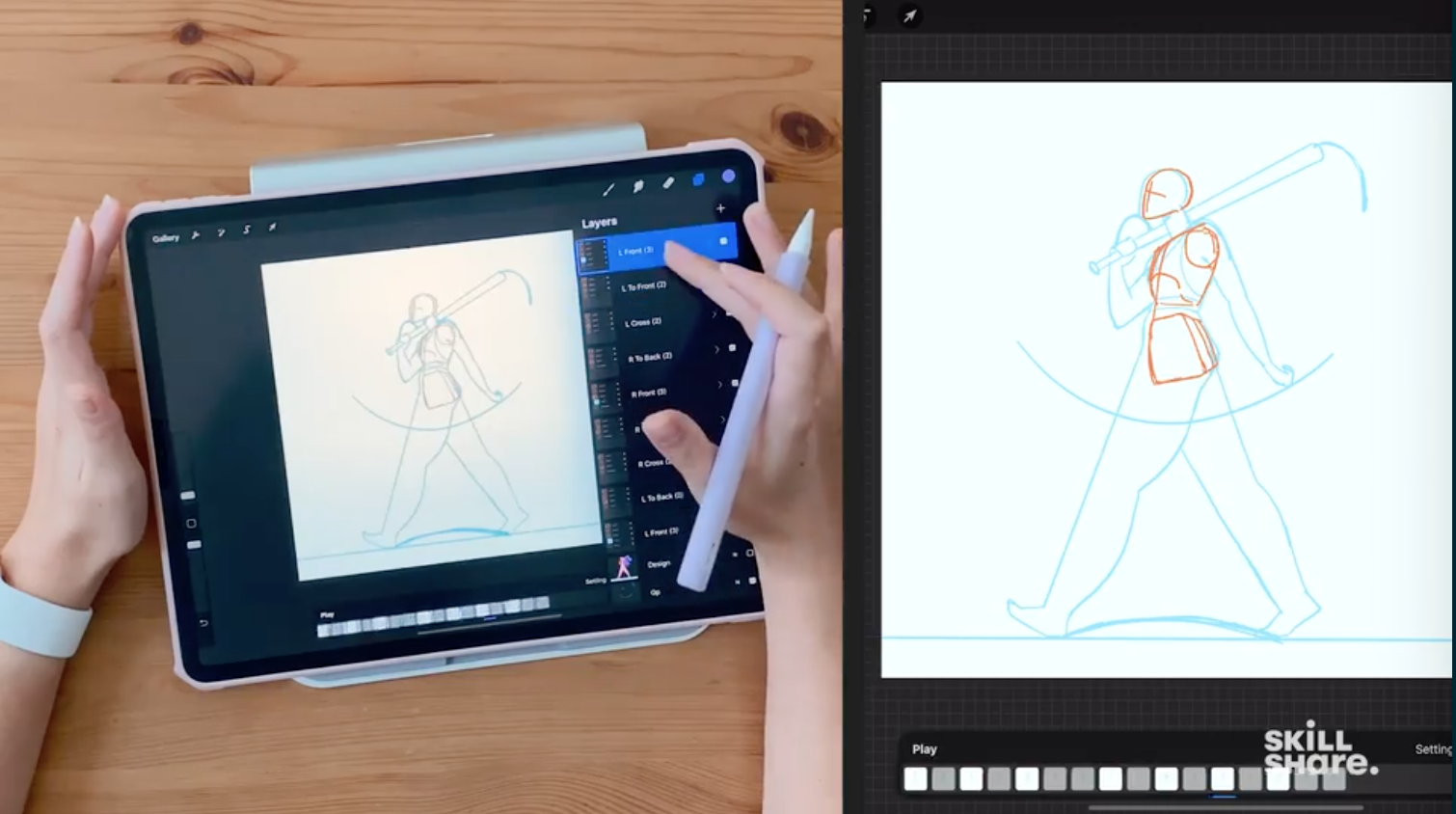 procreate animation