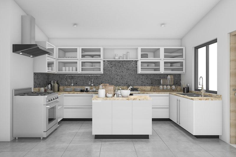 trending kitchen cabinets 10