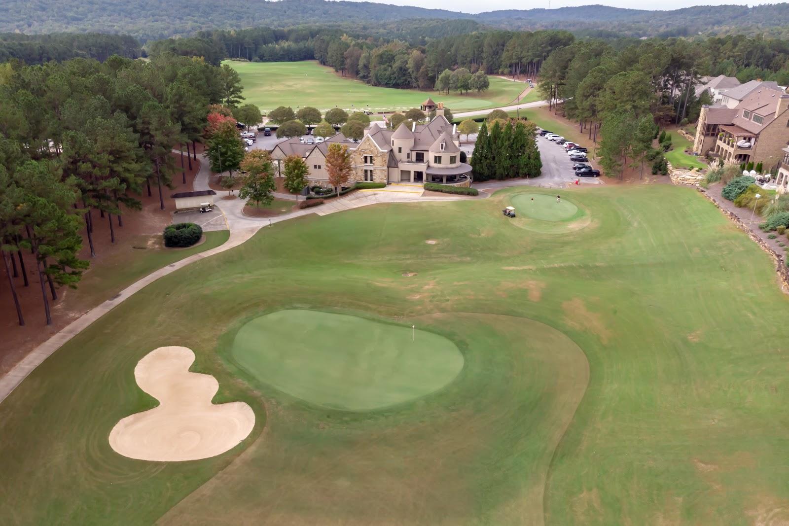 Ballantrae Golf ClubHouse