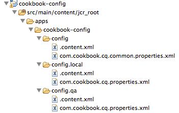 AEM Configuration Properties   A coding adventure