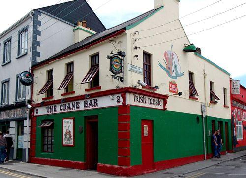 Blackdwarf's Ireland: Crane Bar, Galway, Ireland