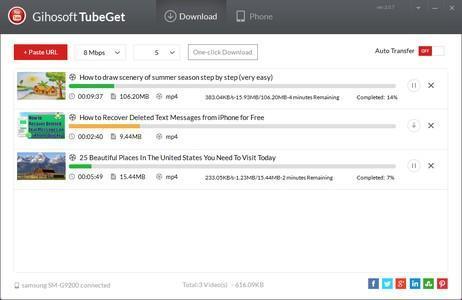 Gihosoft TubeGet Free YouTube Downloader 8.4.86 - Download