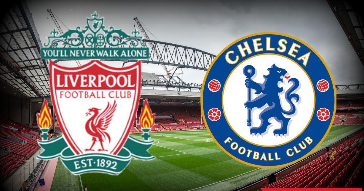 Kết quả hình ảnh cho Liverpool vs Chelsea logo