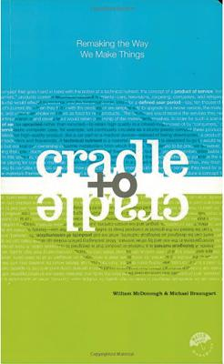 Cradle to Cradle is one of the most popular environmental books that looks at production