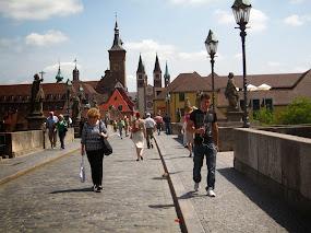 Würzburg, Mainbrücke