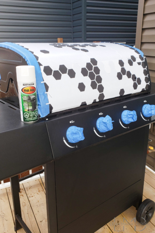 BBQ Makeover