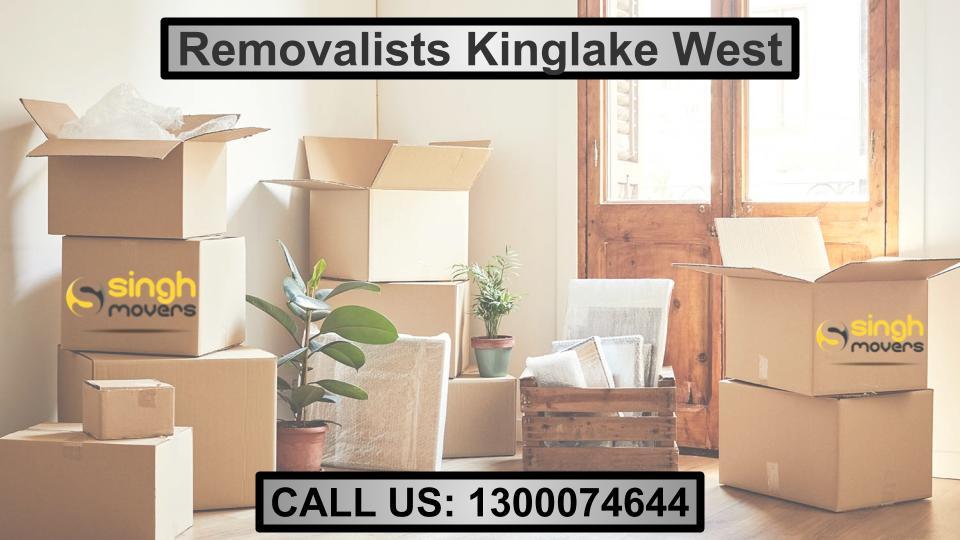 Removalists Kinglake West