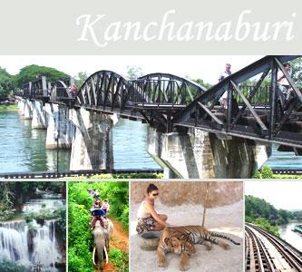 Thailand Tour Holiday Vacation Huahin Ayutthaya Kanchanaburi