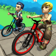 Fearless BMX Rider 2019 - best cycle racing games for android