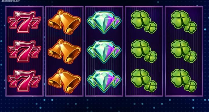 Netent's Joker Pro Slot Screenshot