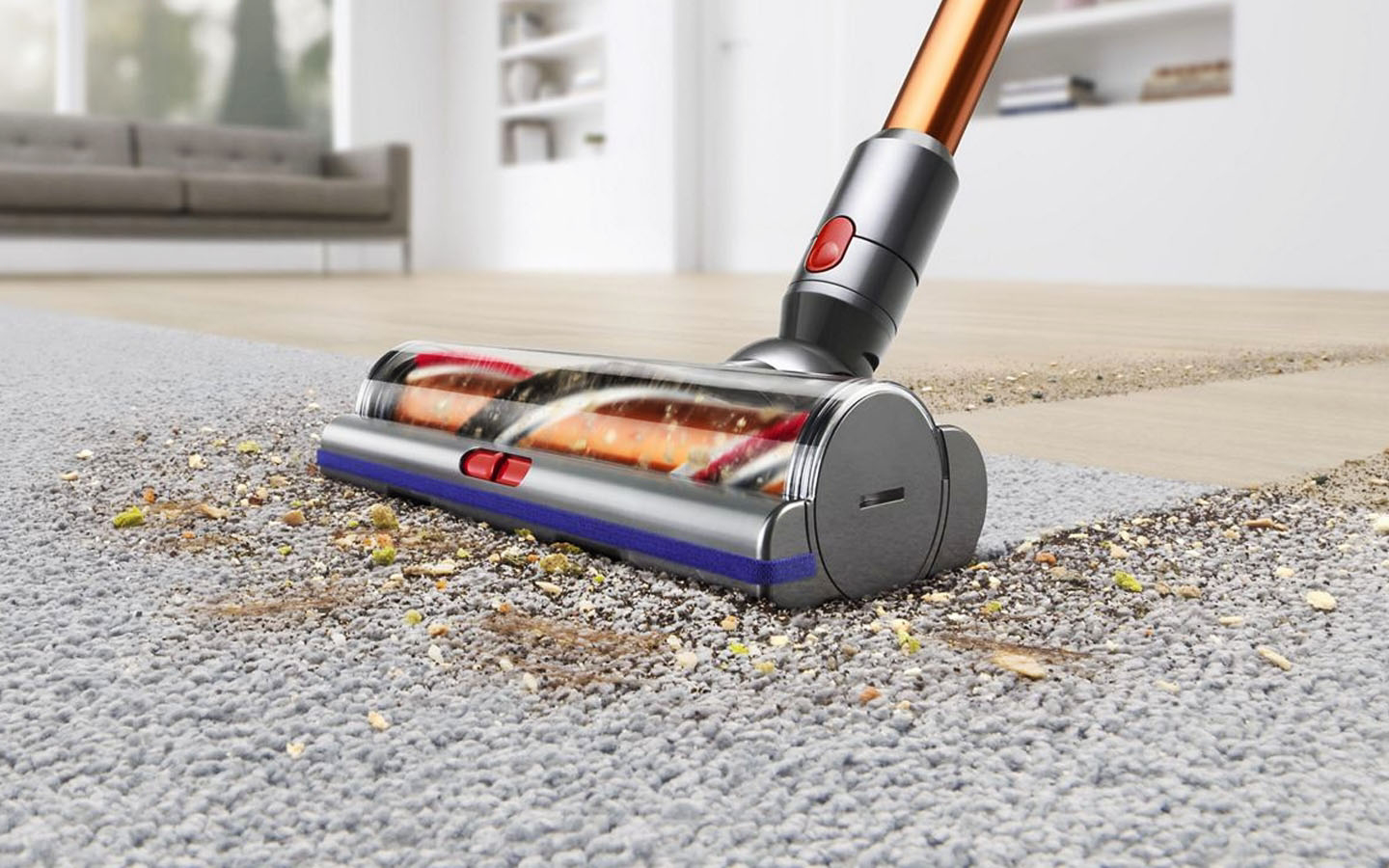 A good vacuum cleaner gets rid of dust mites and their waste products which are known to be a common cause of allergies Source; bestvacuumcleaner.com