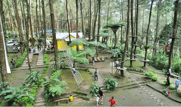 taman wisata kopeng