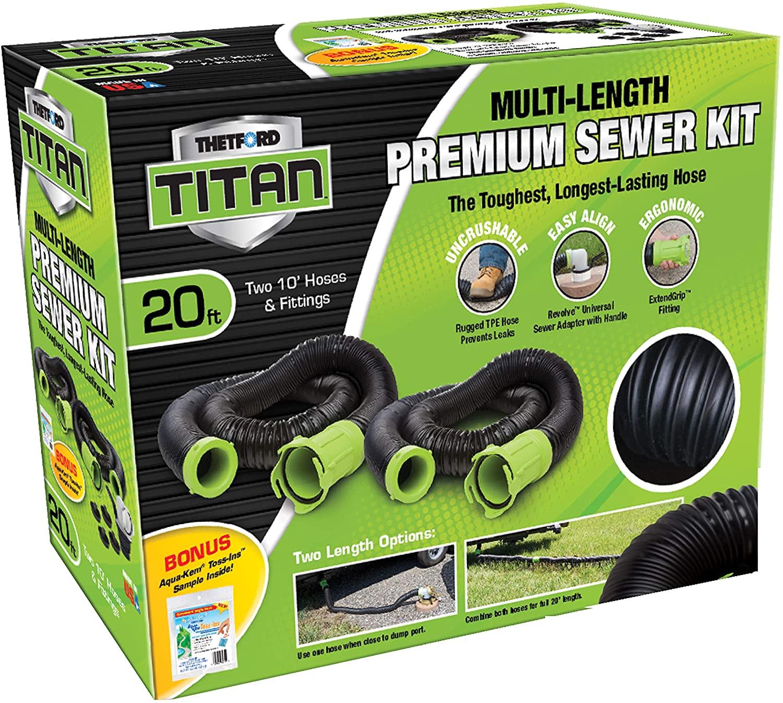 thetford titan camper sewer hose