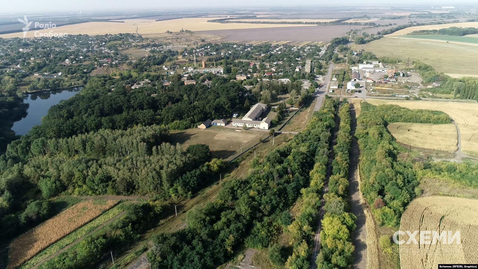 Село Івківці Прилуцького району Чернігівської області