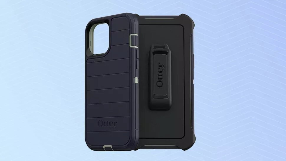 The Otterbox Defender series case for iPhone 12 Pro Max