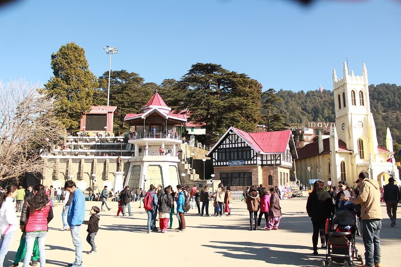 Image result for shimla himachal pradesh