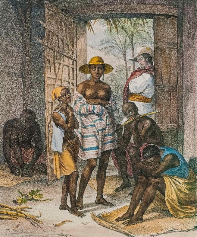 Resultado de imagem para rugendas negros novos