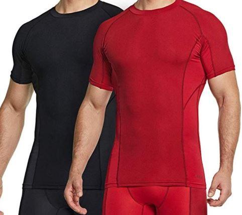 men's workout t-shirt review