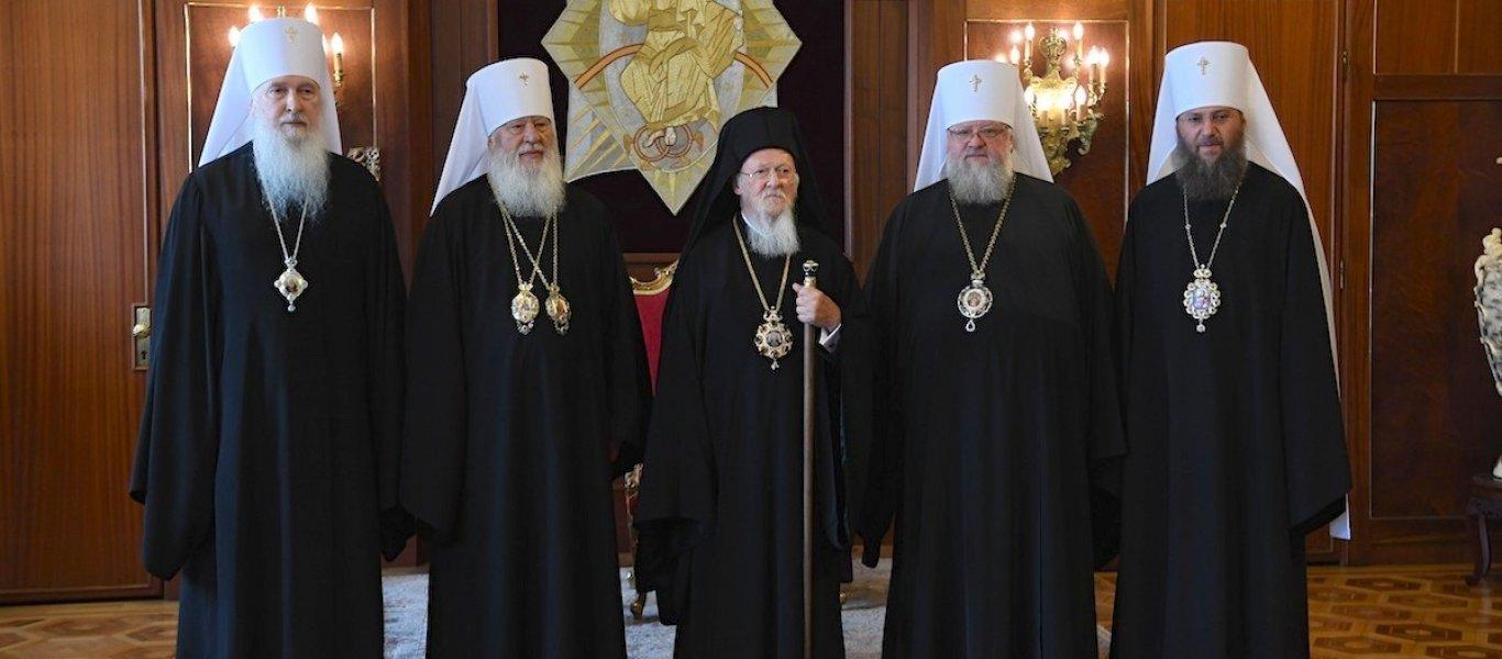 Αποτέλεσμα εικόνας για Σχίσμα: Η Εκκλησία της Ρωσίας κόβει τους δεσμούς της με το Πατριαρχείο
