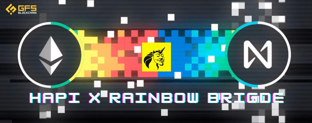 HAPI x Rainbow Brigde